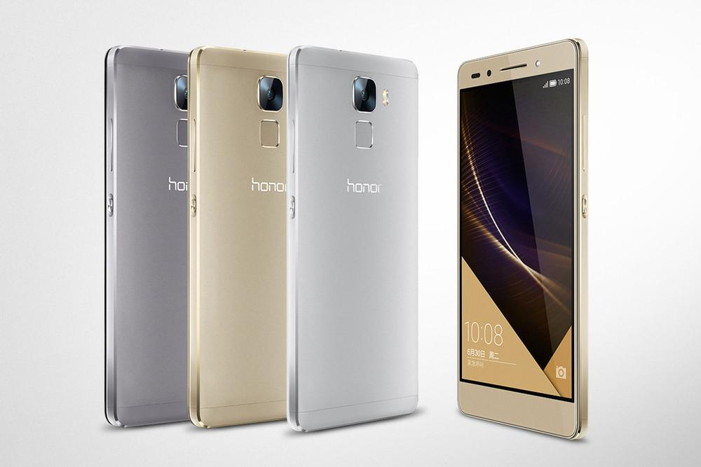 Huawei Honor 6x Resmi Diluncurkan, Unggulkan Dual Kamera Utama 1