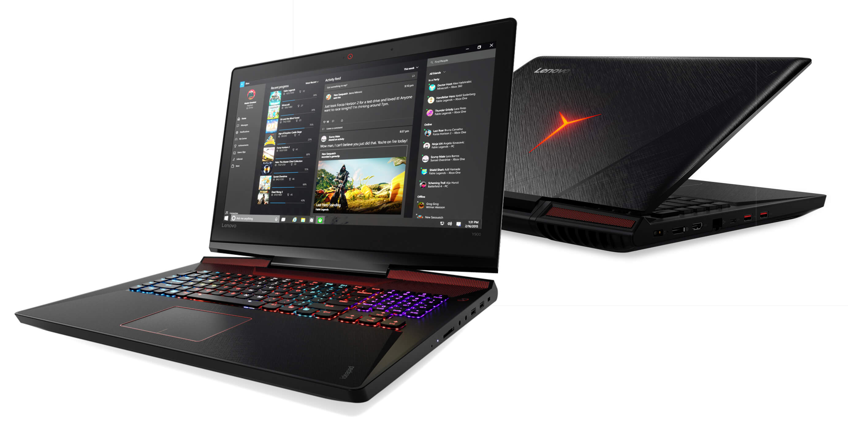 Photo of Lenovo Ideapad Y900 Tawarkan Pengalaman Gaming Yang Mengesankan