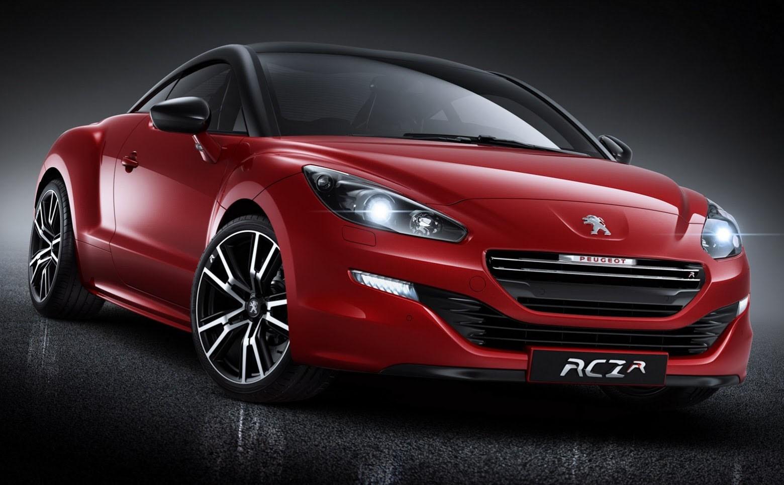 Photo of Peugeot RCZ Andalkan Mesin EP6CDT Turbo 1.598 cc