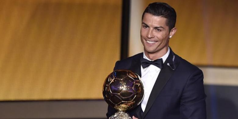 Inilah 5 Rekor Terbaiknya Cristiano Ronaldo