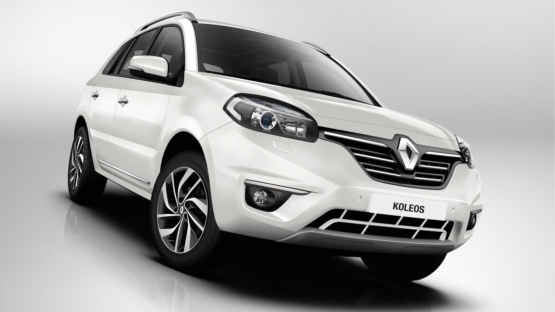 Spesifikasi Renault Koleos dan Keunggulannya 1