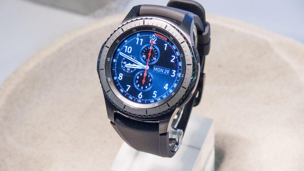 Photo of Samsung Gear S3, Jam Tangan Pintar 4G LTE Berteknologi e-SIM