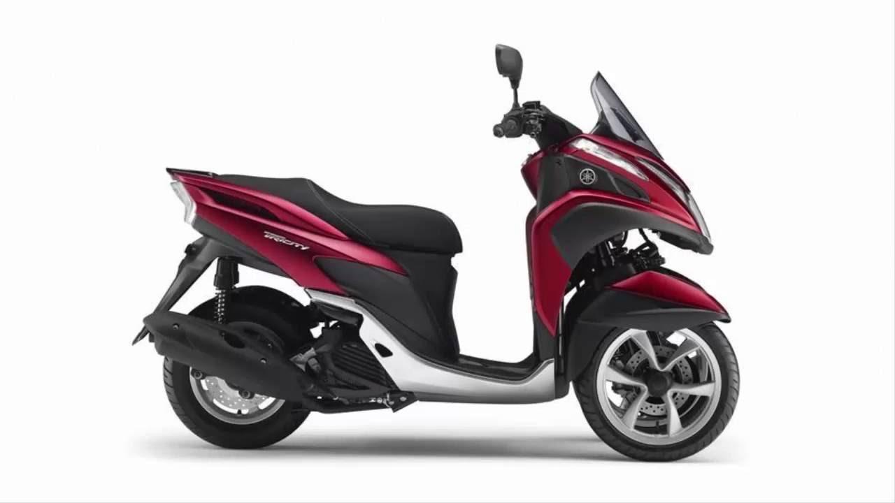 Yamaha NVX 150, Superport Scooter Bermesin 150cc