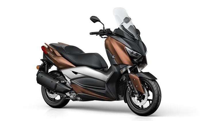 Yamaha X-MAX 300 Resmi Dirilis, Andalkan Mesin Berkapasitas 300cc
