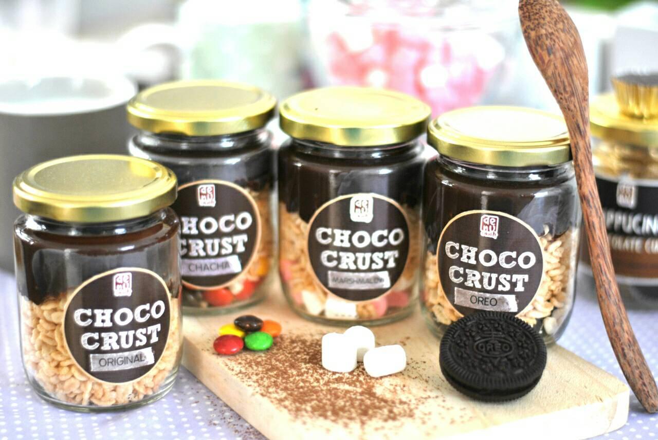 Photo of Raup Omzet Rp 150 Juta/Bulan Dari Bisnis Coklat Choco Crust