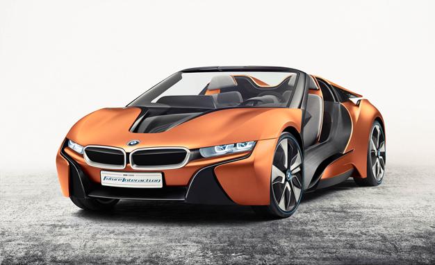 BMW i8, Mobil Bertenaga Listrik Yang Sporty nan Mengesankan 1