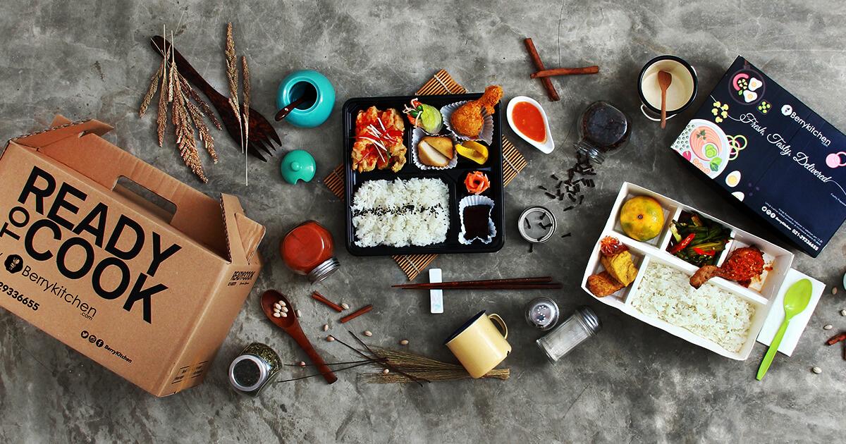 Photo of Berry Kitchen, Usaha Catering Berbasis Online Yang Menguntungkan
