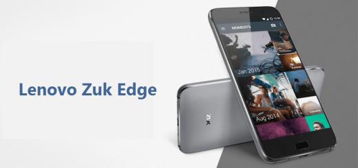 Photo of Lenovo Zuk Edge, Smartphone Flagship Berdesain Bezel-Less