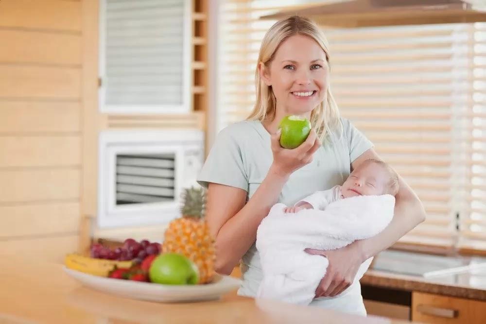 5 Pantangan Ibu Menyusui Untuk Tingkatkan Tumbuh Kembang Bayi Anda 1
