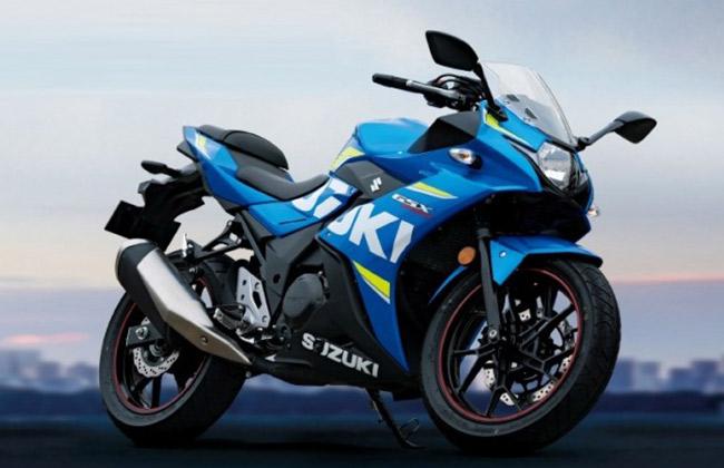 Suzuki GSX-250R ABS, Motor Sport 250cc Didesain Full Fairing 1