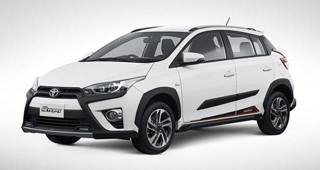 Photo of Toyota Yaris Heykers Resmi Mengaspal di Indonesia