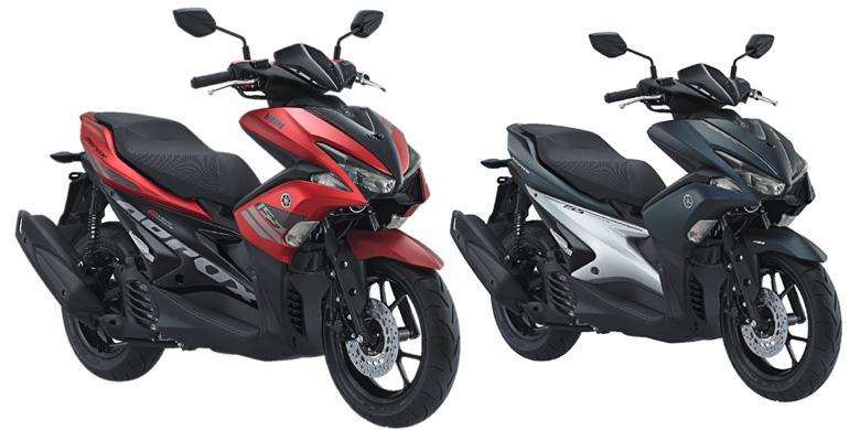 Yamaha Aerox 155 Diperkenalkan, Bakal Tandingi Honda Vario eSP 1