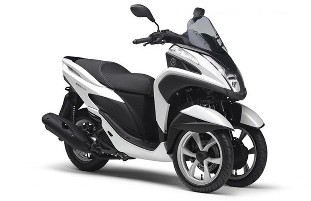 Yamaha Tricity 155 Usung Tiga Roda Berteknologi Leaning