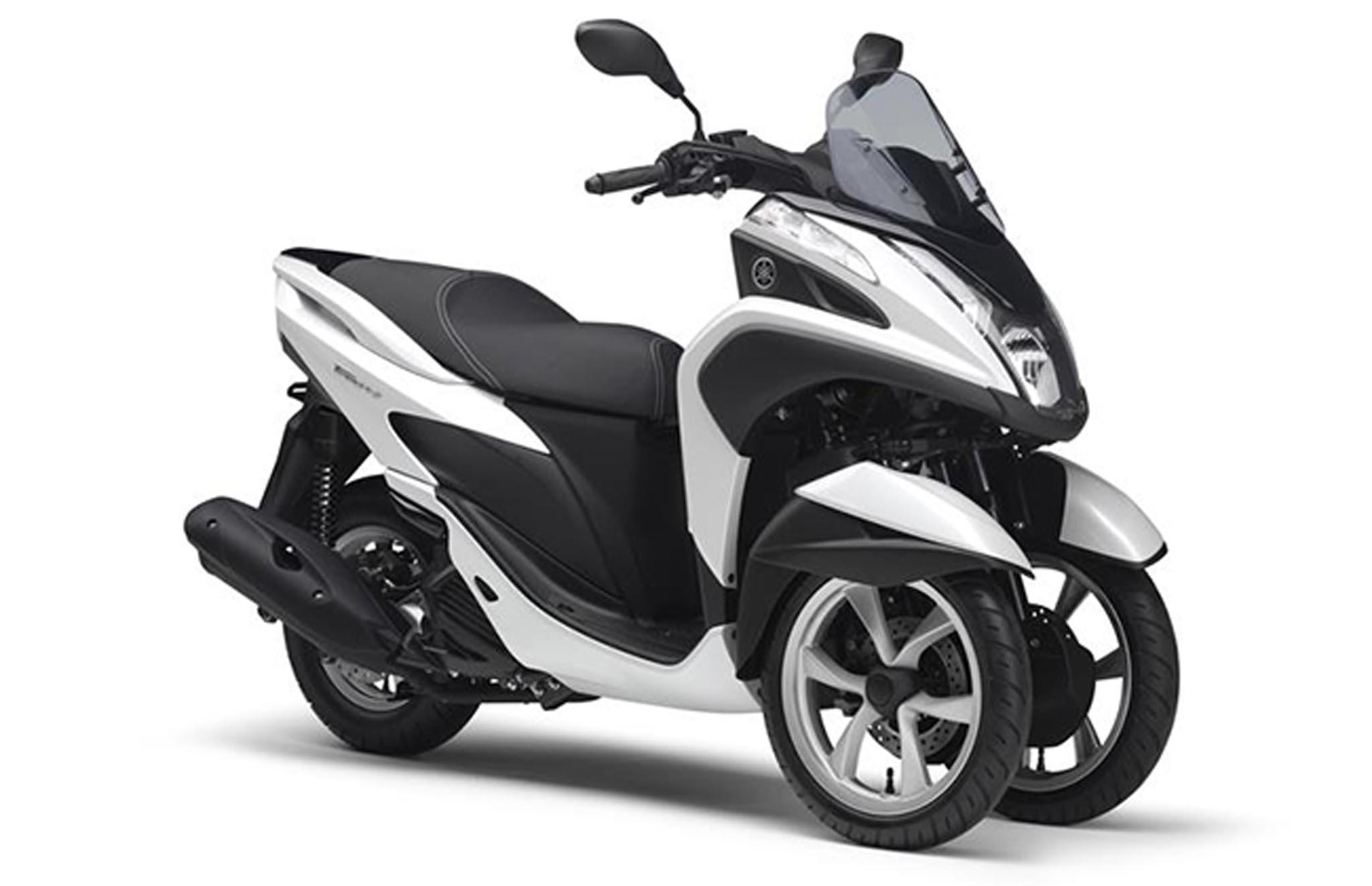 Yamaha Tricity 155 Usung Tiga Roda Berteknologi Leaning Multi-Wheel 1