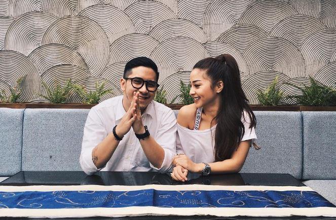 Photo of Hapus Foto Mesra di Instagram, Nikita Willy Gandeng Kekasih Barunya