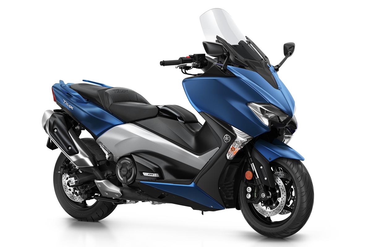 Yamaha TMAX DX Resmi Dirilis, Usung Mesin Berkapasitas 530cc 1