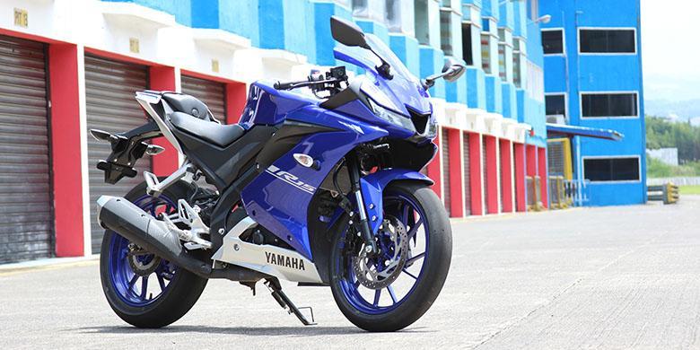 All New Yamaha R15 Meluncur, Andalkan Mesin SOHC 150cc 1