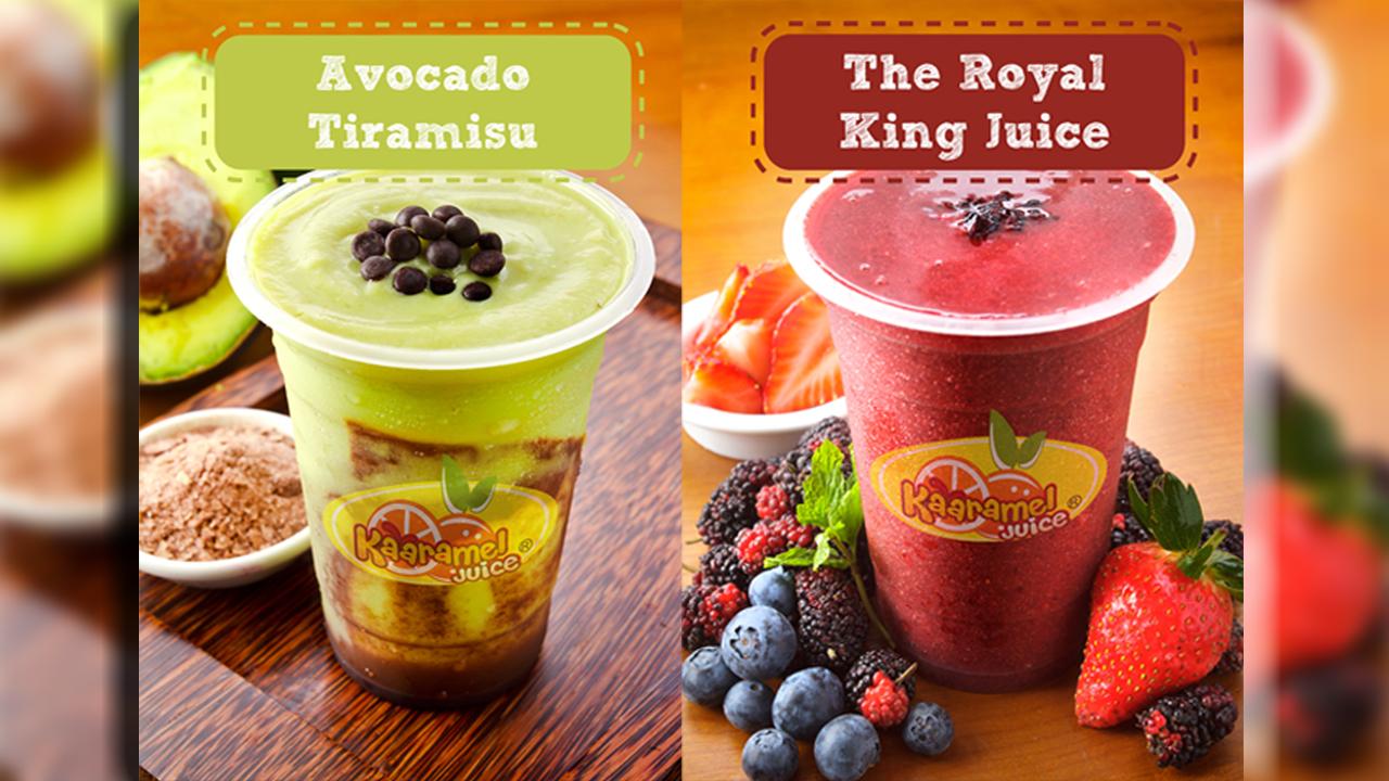 Kaaramel Juice, Bisnis Minuman Sehat Yang Janjikan Omset Besar