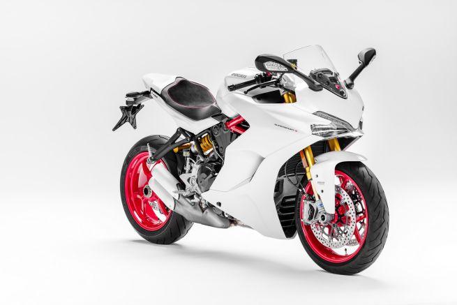 Ducati SuperSport, Motor Sport Terbaik Yang Andalkan Mesin 937 cc