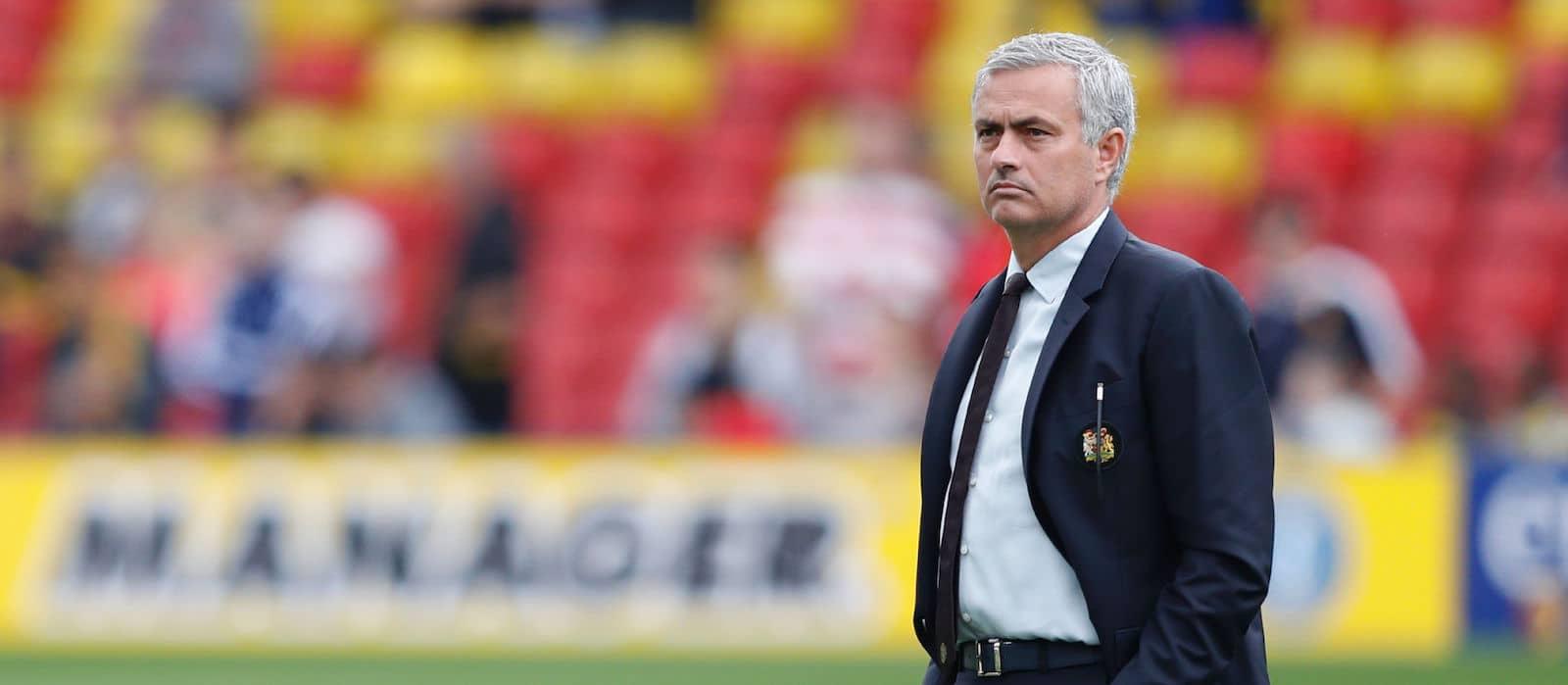 Jose Mourinho Buru 3 Pemain Bintang Ini Untuk MU 1