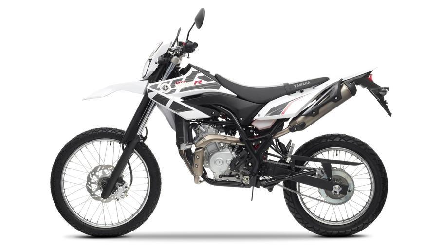 Yamaha WR125X, Motor Trail Berdesain Elegan Yang Andalkan Mesin Berkualitas 1