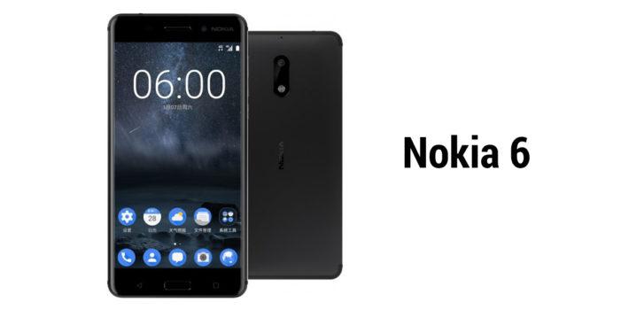 Resmi Dirilis, Nokia 6 Unggulkan OS Nougat 7.0 1