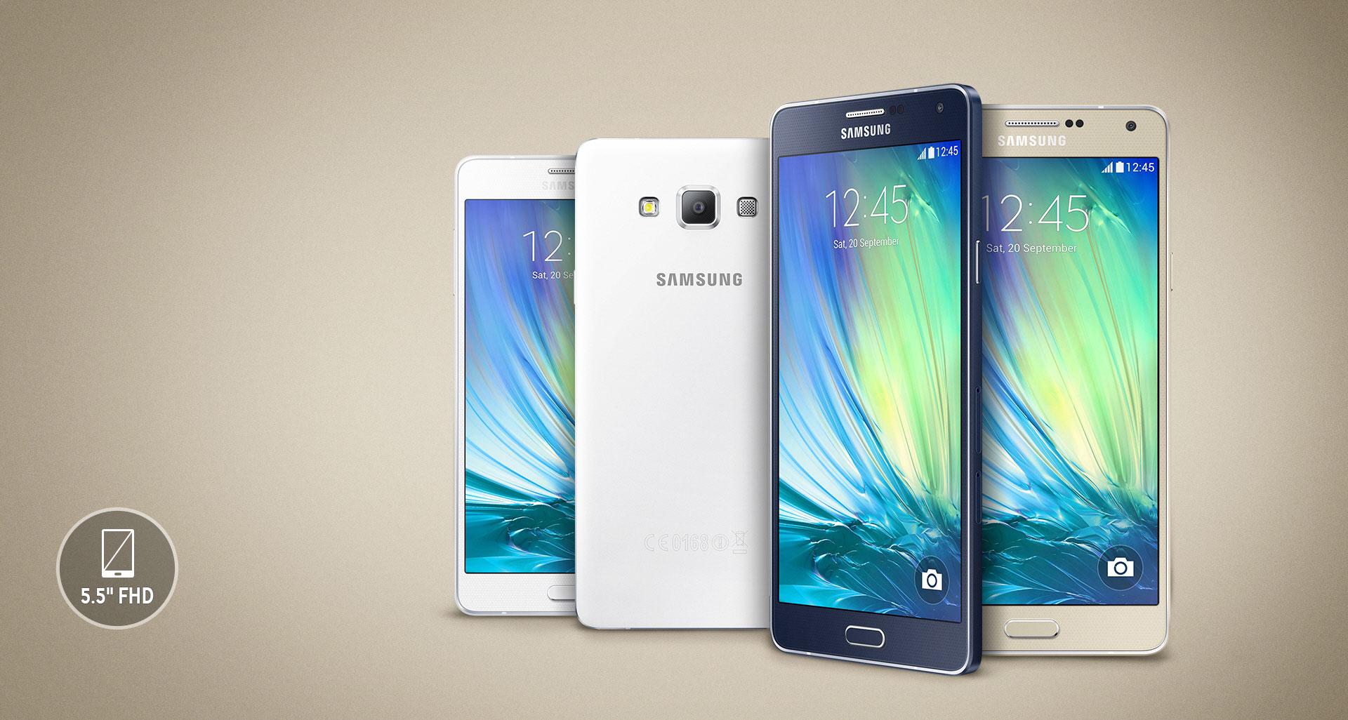 Samsung Galaxy A7 Unggulkan Fitur Tahan Air dan Debu 1