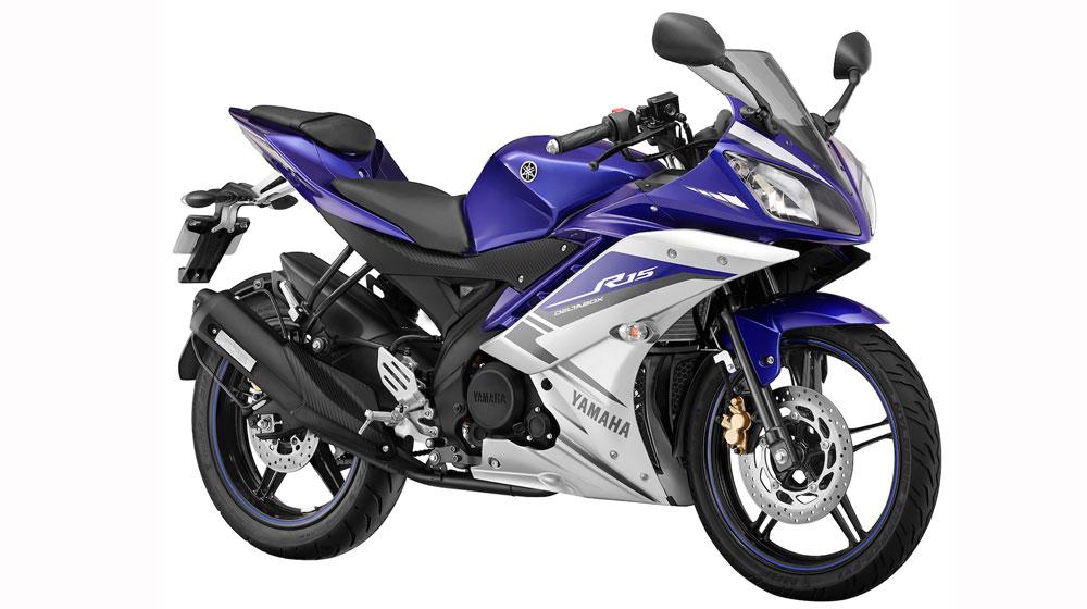 All New Yamaha R15 Meluncur, Andalkan Mesin SOHC 150cc 2