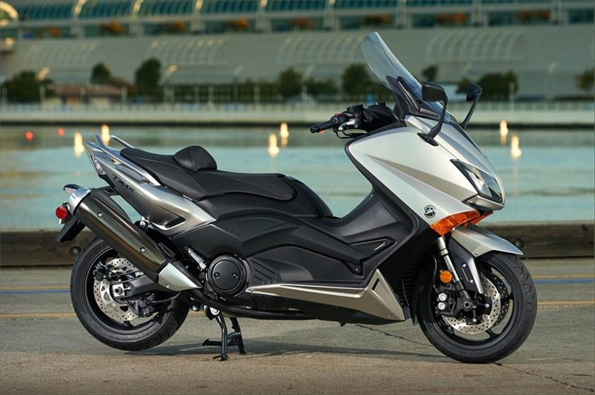 Yamaha TMAX SX Resmi Diperkenalkan, Usung Desain Premium 1