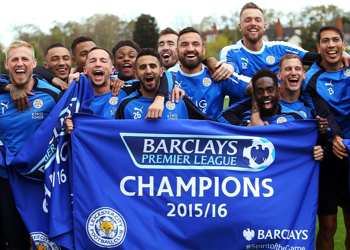 Photo of Seusai Sukses Realisasikan Dongeng, Leicester Kini Kembali Pada Takdirnya