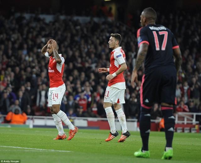 Photo of Ambisi Arsenal Perbaiki Rapor Buruk Ketika Berhadapan Dengan Bavarian