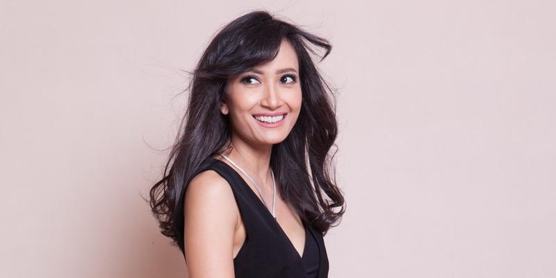 5 Puteri Indonesia Yang Berjodoh dengan Selebriti Hits Indonesia 1