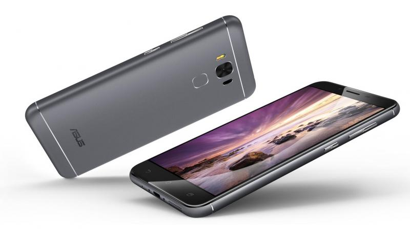 Resmi Dirilis, Asus Zenfone 3 Max ZC553KL Usung Baterai 4.100 mAh 1