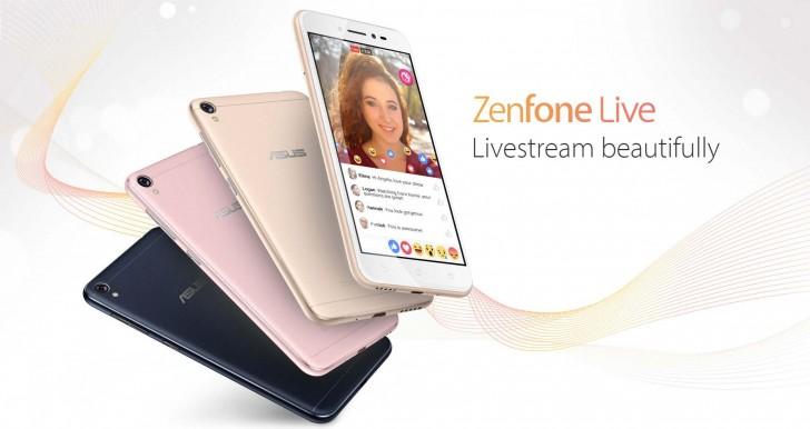 Photo of Asus Zenfone Live Unggulkan Fitur Beauty Live