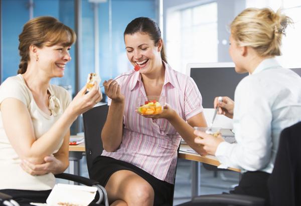 Beragam Cemilan Sehat Untuk Wanita Karir 1