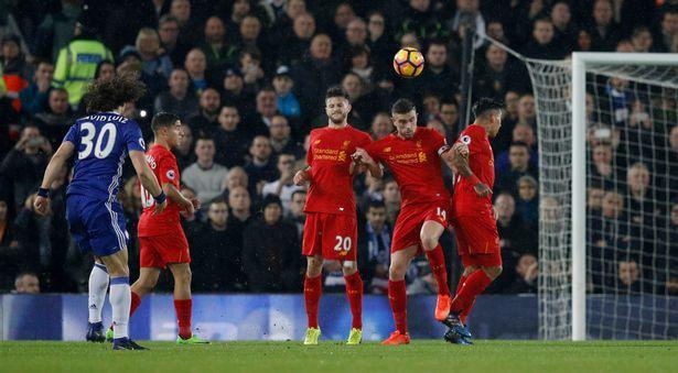 Gol Tendangan Bebas Luiz Memotivasinya Mencetak Lebih Banyak Angka 2