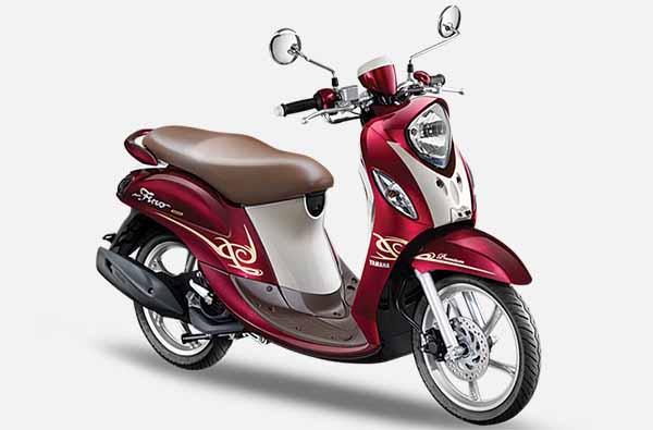 Resmi Mengaspal, Inilah Spesifikasi Lengkapnya New Yamaha Fino Grande 1