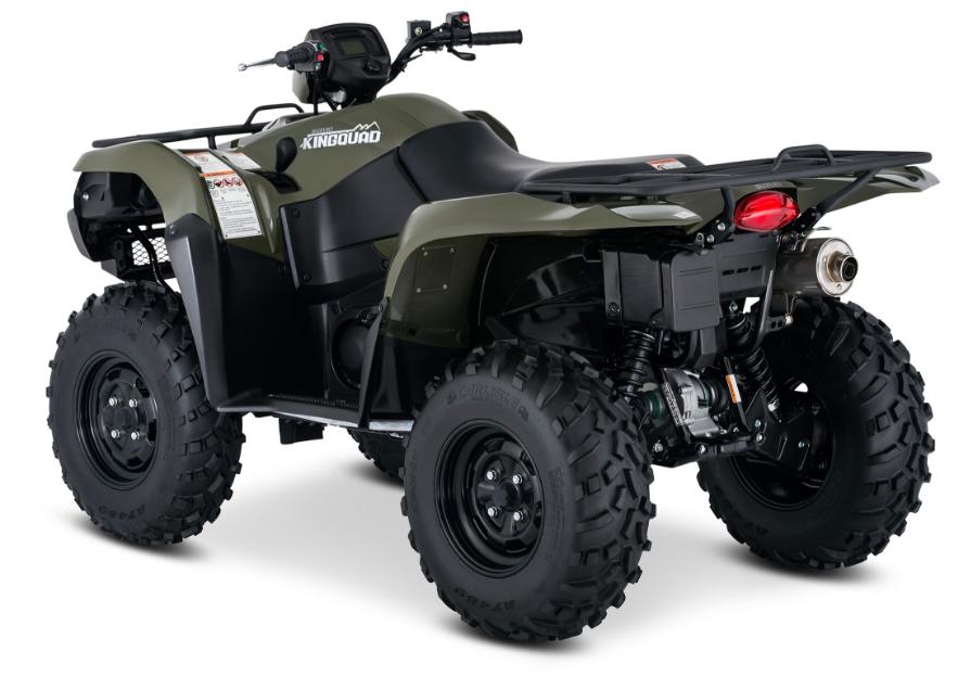 Suzuki Resmi Luncurkan 3 Motor ATV Berbekal Spesifikasi Mumpuni 1