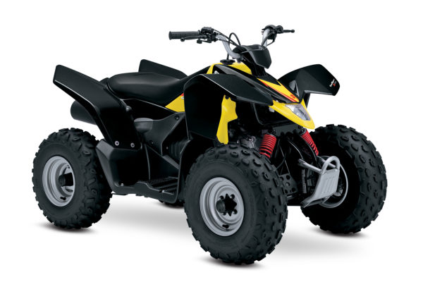 Suzuki Resmi Luncurkan 3 Motor ATV Berbekal Spesifikasi Mumpuni