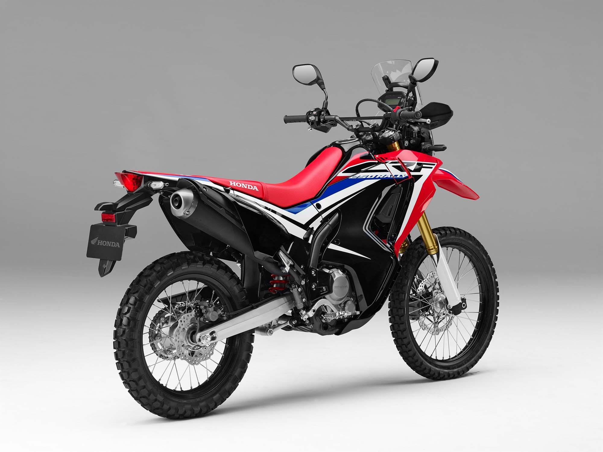 Berbanderol 60 Jutaan, Honda CRF250 Rally Resmi Mengaspal di Indonesia 2