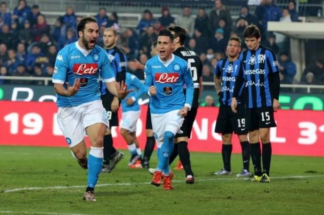 Duel Napoli Vs Atalanta Dengan Taruhan Tiket Champions League 1