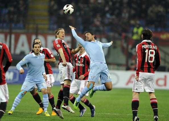 Rossoneri Akan Buktikan Kebangkitannya Pada Laga Kontra Lazio