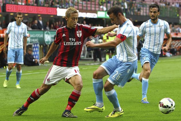 Milan Ataukah Lazio Yang Pantas Berlaga di Kompetisi Eropa?