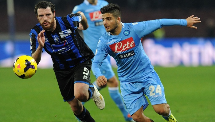 Duel Napoli Vs Atalanta Dengan Taruhan Tiket Champions League
