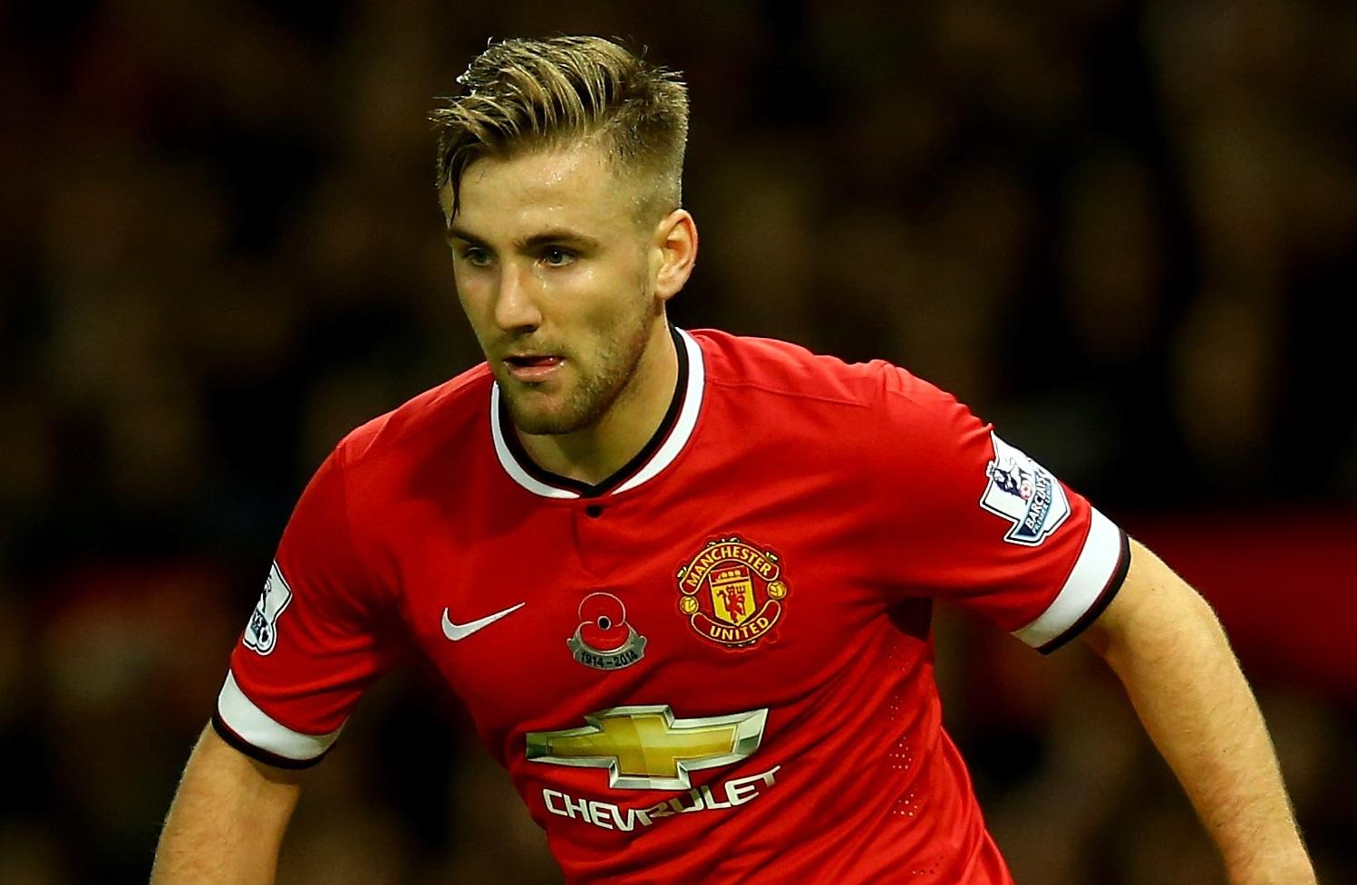 Shaw Akan Sabar Menanti Hadirnya Peluang Merumput Bagi United 1
