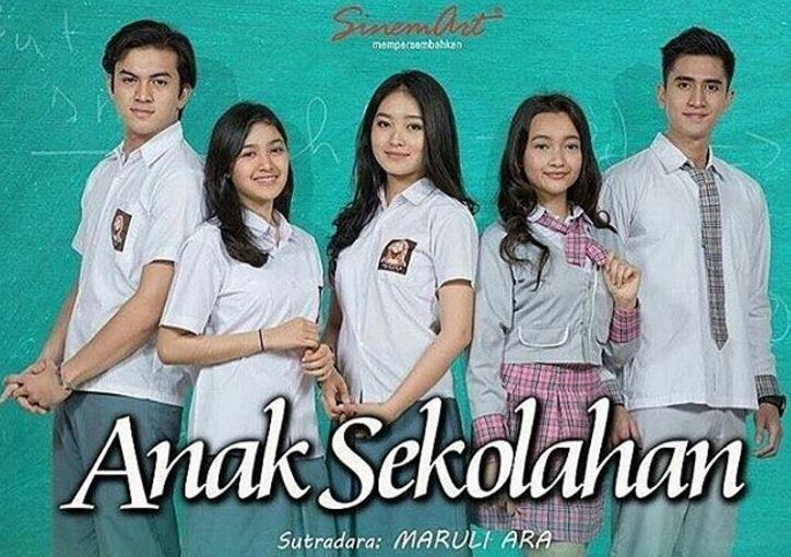 Photo of Sinetron Anak Sekolahan Bakal Sandingkan Natasha Wilona Dengan Verrel Bramasta