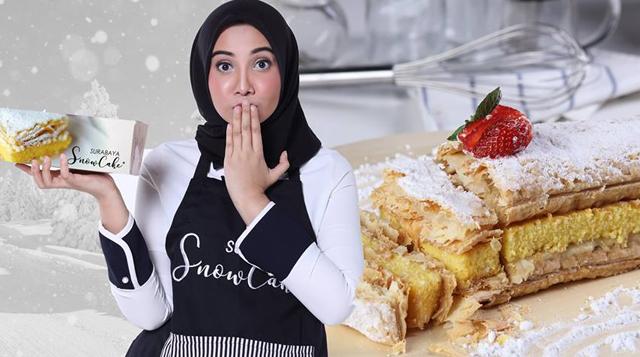 Selain Sibuk Syuting, 5 Artis Indonesia Ini Geluti Bisnis Kue 1