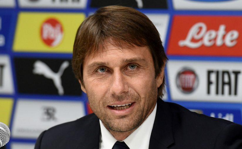 Conte Selalu Curahkan Emosi dan Antusiasmenya Di Atas Lapangan