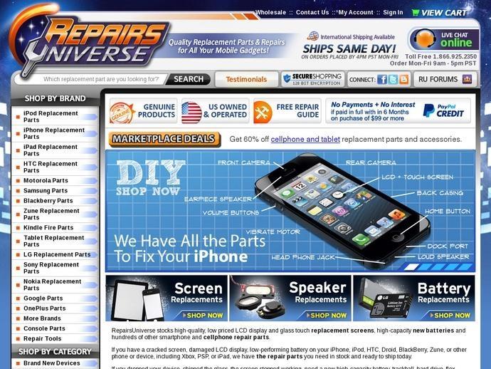 5 Situs Untukmu Yang Berkehendak Memperbaiki Gadgetmu Sendiri 4
