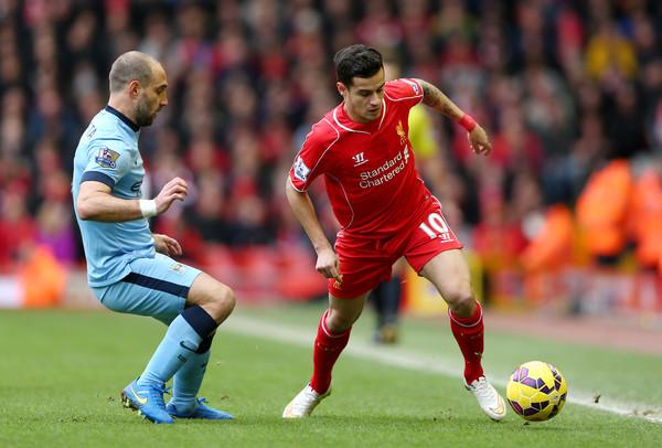 Melawat Ke Etihad, Coutinho Dikehendaki Tampilkan Magisnya